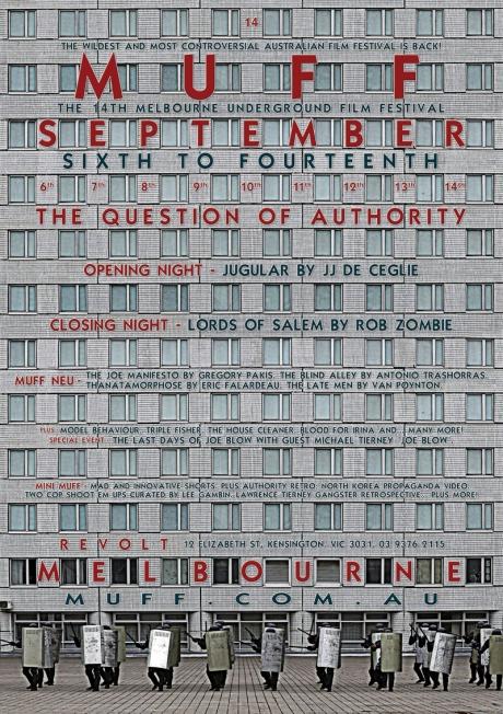 Muff Poster Fisrt Draft
